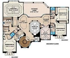 3 home plans 4 bedroom 5 bath house plan alp 08cs allplans com