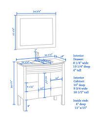 Standard Height For Cabinets Awesome Bathroom Countertop Height What Is The Standard Height Of