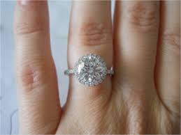 2 carat halo engagement ring 2 carat halo engagement rings on lake side corrals