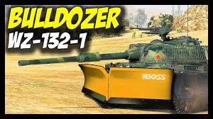 world of tanks tier 10 light tanks wz 132 1 tier 10 bulldozer world of tanks wz 132 1 light tank