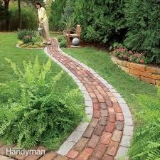 garden paths 11 cool diy garden paths shelterness