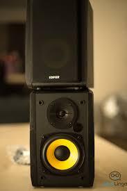 Bookshelf Powered Speakers Edifier R1010bt Powered Bluetooth Speakers Reviewed Geeklingo