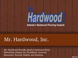 hardwood flooring and iron railing installation