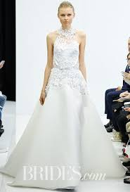 spring 2017 wedding dress trends brides