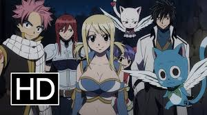 fairy tail fairy tail the movie phoenix priestess trailer hd youtube