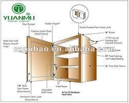 kitchen cabinets details solid wood kitchen furniture china mainland kitchen cabinets