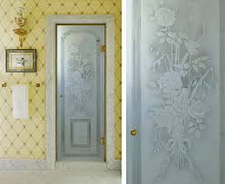 Etched Shower Doors Etching Glass Shower Doors Cleaning Useful Reviews Of Shower