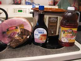 recipe honey baked ham frugal upstate