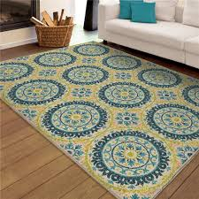 How To Clean Indoor Outdoor Rugs by 2365 5x8 Orian Rugs 2365 5x8 Indoor Outdoor Shapes Tribal