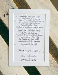 wedding quotes for and groom wedding quotes of the groom gift from in
