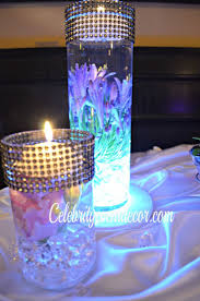 wedding decor blue and silver wedding table decor ideas wedding