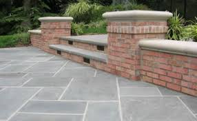Garden Brick Wall Design Ideas Low Retaining Wall Steps Brick Cipriano Landscape Design Mahwah