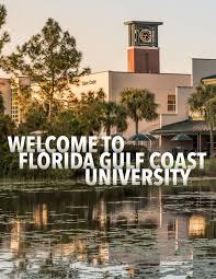 Fgcu Map Welcome To Fgcu By Florida Gulf Coast University Issuu