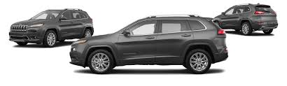 jeep cherokee black 2017 jeep cherokee overland 4dr suv research groovecar