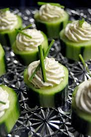 do it yourself cucumber appetizers perfect for a ladies tea