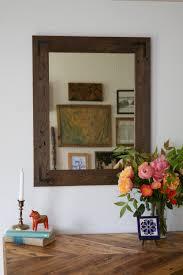 rustic wall mirror wall mirror 24 x 30 vanity mirror