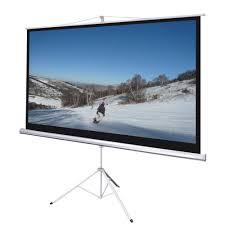 amazon com 100 inch 16 9 hd manual pull down projector screen