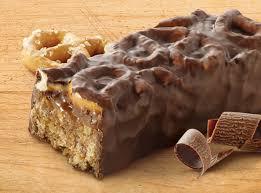 pretzel delivery chocolatey pretzel bar nutrisystem
