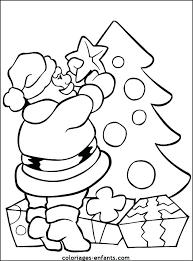 Coloriages Pour Noel Facile Noel A A Coloriage De Noel Pour Tout