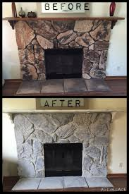 How To Faux Paint Walls Best 25 Painted Rock Fireplaces Ideas On Pinterest Painted