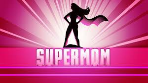Super Mom Meme - not a super think biblically