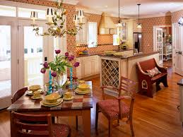 country design characteristics and country decorating ideas for