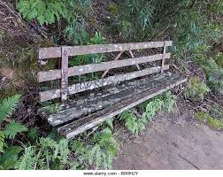 old worn bench stock photos u0026 old worn bench stock images alamy