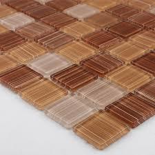 Backsplash Tile Cheap by Glass Mosaic Tile Sheet Wall Stickers Kitchen Backsplash Tile