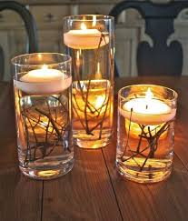 candle centerpieces ideas fall floating candle centerpiece ideas home lighting design ideas