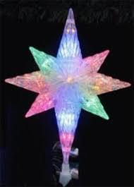 bethlehem tree topper 11 led lighted bethlehem christmas tree topper