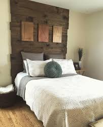How To Make Your Own Headboard And Footboard Best 25 Barn Wood Headboard Ideas On Pinterest Door Bed Frame