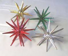 vintage plastic sputnik ornaments we had these on our tree when i