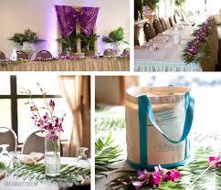 jamaica destination wedding details and decor