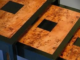 Yew Side Table Christine Layton Handmade Furniture