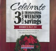 costco us thanksgiving weekend coupon book addicted to costco
