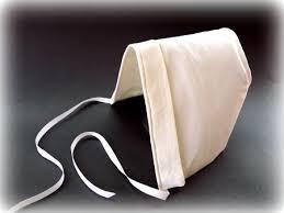 diy pilgrim bonnet so simple and http www