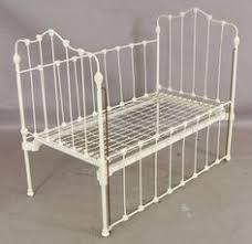 antique cribs 227 antique brass baby crib stuff pinterest