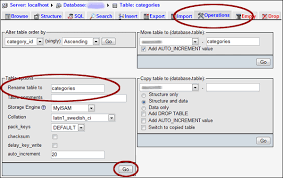 Change Table Name Mysql Renaming A Table In Mysql Electric Toolbox