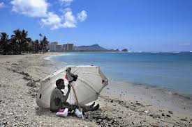 Hawaii travel umbrella images Hawaii struggles to deal with rising rate of homelessness la times