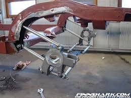 c2 corvette rear suspension guldstrand rear suspension installation pics