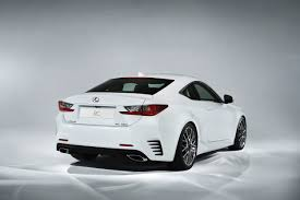 lexus rc 300h 2 5 f sport lexus debuts rc gt3 and f sport coupes 2015 rc350 f sport runs