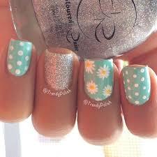 best 25 daisy nail art ideas only on pinterest daisy nails