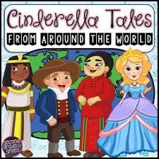 Stories From Around The World Cinderella Venn Diagram Teaching Resources Teachers Pay Teachers