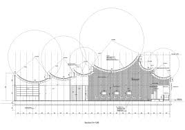 church of light floor plan shonan christ church takeshi hosaka archdaily