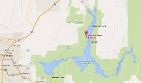 lake mead map logistics