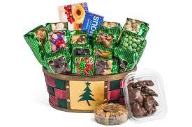christmas basket gourmet christmas basket gifts nuts