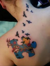 40 cool puzzle piece tattoo design ideas pieces tattoo puzzle