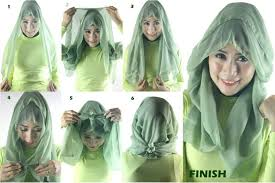 tutorial hijab turban untuk santai pin by machmoum fell on hijab scarf tutorials pinterest scarves