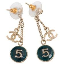 images for earrings chanel earrings luxury jewellery for women vestiaire collective