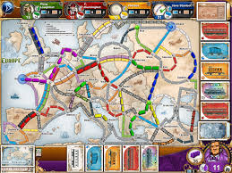 Europe Map Games by Ticket To Ride Android Apps On Google Play